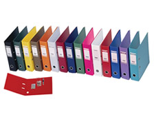 bantex pvc file commerical colours