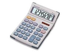 Sharp EL 330 Mini Desk calculator