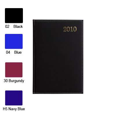 Classique Diary Page A Day, A5, Padded Cover
