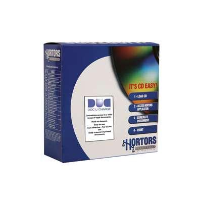 Hortors Doc-U-Charge CD